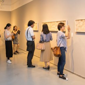 """15 Exhibition view of the """"Loom – the Contemporary Art Exhibition"""""""