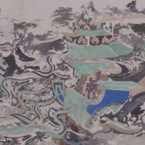 """15 Photo of the exhibited work 290x290 - """"The Dimension of Tradition – Copying and the Collection for the National Traditional Painting by CAFA in the 1950s and 1960s"""""""