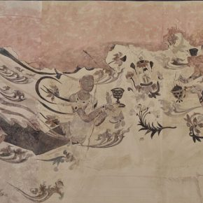 """16 Photo of the exhibited work 290x290 - """"The Dimension of Tradition – Copying and the Collection for the National Traditional Painting by CAFA in the 1950s and 1960s"""""""