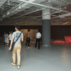 """19 Exhibition view of the """"Loom – the Contemporary Art Exhibition"""""""