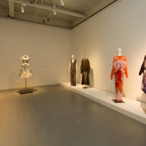 "20 Exhibition view of ""Fashion Art – Contemporary Dialogues between Fashion and Art"""