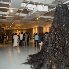 """20 Exhibition view of the """"Loom – the Contemporary Art Exhibition"""""""
