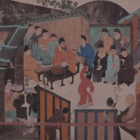 """20 Photo of the exhibited work 290x290 - """"The Dimension of Tradition – Copying and the Collection for the National Traditional Painting by CAFA in the 1950s and 1960s"""""""