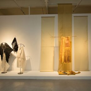 "24 Exhibition view of ""Fashion Art – Contemporary Dialogues between Fashion and Art"""