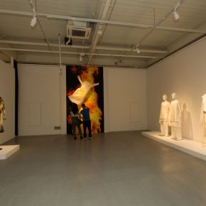 "25 Exhibition view of ""Fashion Art – Contemporary Dialogues between Fashion and Art"""