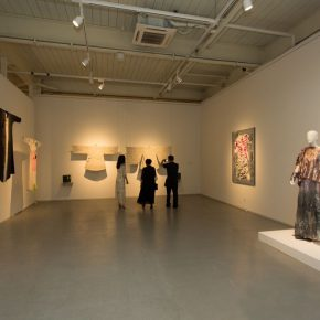"26 Exhibition view of ""Fashion Art – Contemporary Dialogues between Fashion and Art"""