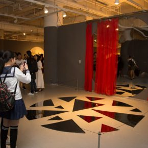 """28 Exhibition view of the """"Loom – the Contemporary Art Exhibition"""""""