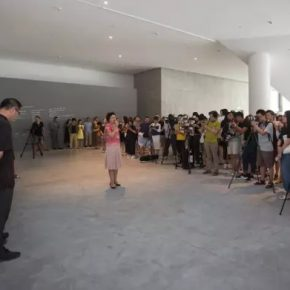 01 View of the opening ceremony of the exhibition
