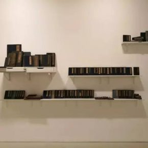 """02 Tang Moxi's recent work """"A Book Can't Be Opened"""""""
