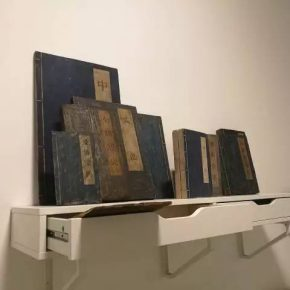 """04 Tang Moxi's recent work """"A Book Can't Be Opened"""""""