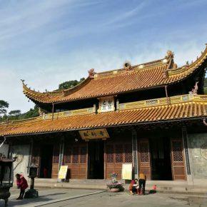 05 Ningbo Ashoka Temple, where Liu Sahe of the West Jin Dynasty found the Ashoka Pagoda, mentioned in the paper