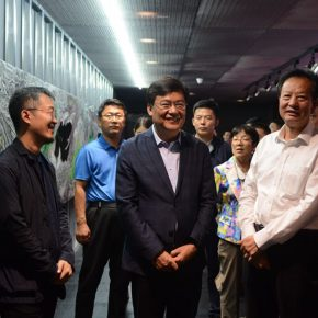 06 Honored guests visited the exhibition