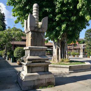 08 Stoned Ashoka Pagoda in the Kaiyuan Temple, Chaozhou