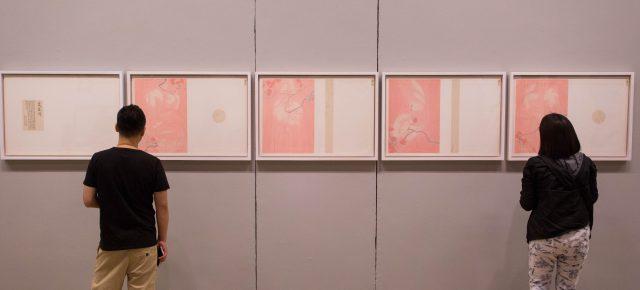 Contemporary Schemas of Gongbi: Gao Qian & Zhang Jian's Dual Solo Exhibitions opened at the National Art Museum of China