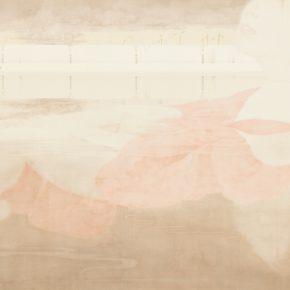 Zhang Jian, Unfocused No.1, silk, 65 x 98 cm, 2009