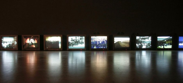 "Today Art Museum Presents ""Arrested Time: New Media Art from Germany"""