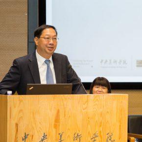 01 Shi Mingde, Ambassador of the People's Republic of China to Germany