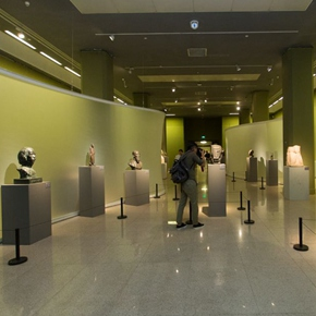 The Great Times of Sculpture: the Largest Exhibition of Sculpture opened at the National Art Museum of China