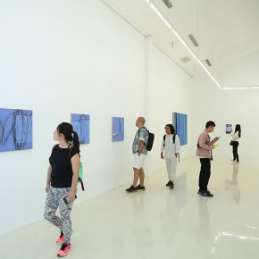 """03 Exhibition view of """"The Ring of Life"""" 290x290 - Ring as State, Breath as Root: Zhou Li Talked about the State of Creating"""