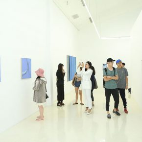 """04 Exhibition view of """"The Ring of Life"""" 290x290 - Ring as State, Breath as Root: Zhou Li Talked about the State of Creating"""