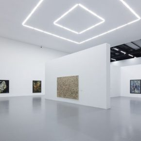 "09 Exhibition View of Prologue – German Informel Art 290x290 - Red Brick Art Museum presents ""Prologue – German Informel Art"" featuring post-war Germany's most important abstract art"