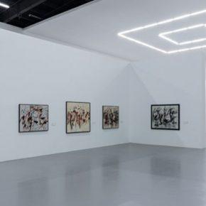 "10 Exhibition View of Prologue – German Informel Art 290x290 - Red Brick Art Museum presents ""Prologue – German Informel Art"" featuring post-war Germany's most important abstract art"