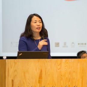 10 Yue Jieqiong, Executive Director of the Imperial Ancestral Temple Art Museum