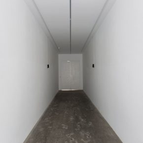 12 Installation view of the exhibition 6 290x290 - Liu Yazhou: Track/ Locus will be presented at Gallery Yang's Project Space