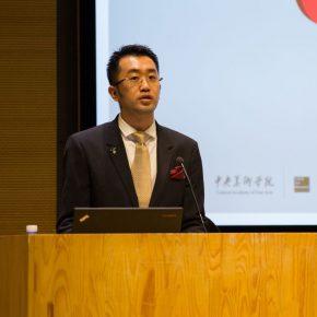13 Dr. Gao Peng, Director of Today Art Museum
