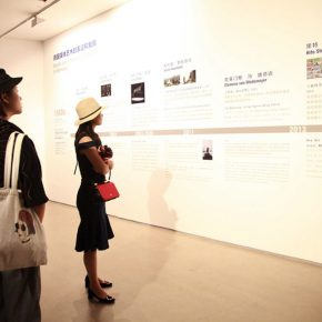 "13 Installation view of the exhibition 3 290x290 - Today Art Museum Presents ""Arrested Time: New Media Art from Germany"""