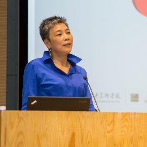 14 Gu Yan, Director of Yuan Art Museum