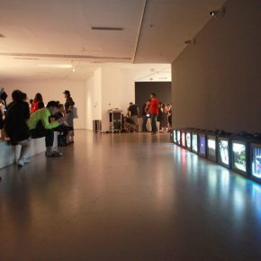 "15 Installation view of the exhibition 3 290x290 - Today Art Museum Presents ""Arrested Time: New Media Art from Germany"""
