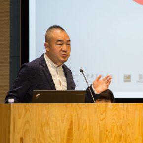 15 Sun Yongzeng, Director of Whitebox Art Center