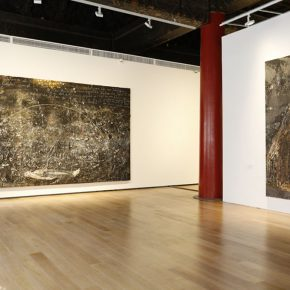 """17 Installation view of the exhibition 2 290x290 - Panoramic View of Post-War German Art: """"Deutschland 8"""" Exhibition is in Full Swing"""