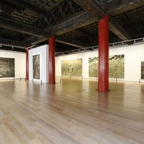 """19 Installation view of the exhibition 1 290x290 - Panoramic View of Post-War German Art: """"Deutschland 8"""" Exhibition is in Full Swing"""