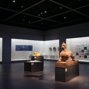 "20 Exhibition view of ""Echo of Civilization Beauty of Crafts"" 290x290 - Narrating the ""New Asian Dream"" together : ""Multiple Spectacle"" and ""Beauty of Crafts"" both opened at the same time"