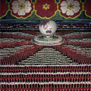 """27 Andreas Gursky Pyongyang I C Print 307 x 215.5 x 6.2 cm 2007 290x290 - Photographers from the Düsseldorf School to Talk about """"The Language of Photography"""""""
