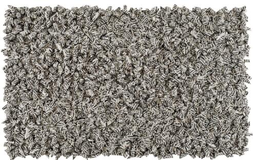 Chun Kwang Young, Aggregation 94-AU017, 1994; Mixed media with Korean Mulberry paper