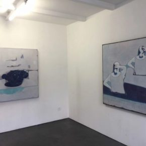 Installation View of Tang Yongxiang Solo Exhibition 01