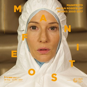 "HOW Art Museum announces its inaugural exhibition ""MANIFESTO: Julian Rosefeldt"" opening on September 20"