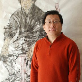 01 Artist Li Yang 2 290x290 - Li Yang: The Sketch as a Work – Building a Bridge between Training in Sketching and Artistic Creation