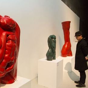 "Local Customs & Humanities: Tian Shixin Art Exhibition ""Master Works"" has opened"