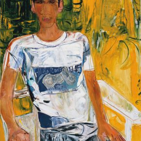 03 Dai Shihe A Boy from Chiang Mai oil on canvas 2016 290x290 - Dai Shihe