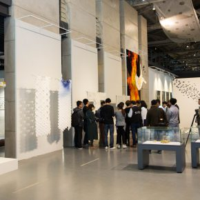 """07 Exhibition view of """"Echo of Civilization –To Ingenuity"""" 1 290x290 - """"Spirit of Artisan"""" of Contemporary Art: Taoxichuan Art Museum Launched """"To Ingenuity"""" in Jingdezhen"""