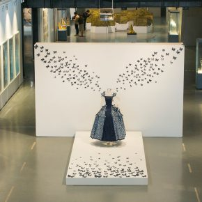 """10 Exhibition view of """"Echo of Civilization –To Ingenuity"""" 1 290x290 - """"Spirit of Artisan"""" of Contemporary Art: Taoxichuan Art Museum Launched """"To Ingenuity"""" in Jingdezhen"""