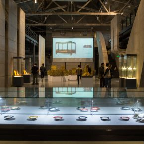 """11 Exhibition view of """"Echo of Civilization –To Ingenuity"""" 1 290x290 - """"Spirit of Artisan"""" of Contemporary Art: Taoxichuan Art Museum Launched """"To Ingenuity"""" in Jingdezhen"""