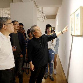"""11 Exhibition view of """"It's Me"""" 290x290 - To Be a Real Hero of Life: Wang Shaojun's Solo Exhibition """"It's Me"""" in Changsha"""
