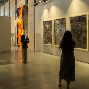 """12 Exhibition view of """"Echo of Civilization –To Ingenuity"""" 1 290x290 - """"Spirit of Artisan"""" of Contemporary Art: Taoxichuan Art Museum Launched """"To Ingenuity"""" in Jingdezhen"""