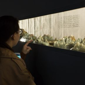 """13 Exhibition view of """"Echo of Civilization –To Ingenuity"""" 1 290x290 - """"Spirit of Artisan"""" of Contemporary Art: Taoxichuan Art Museum Launched """"To Ingenuity"""" in Jingdezhen"""