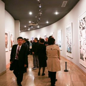 "13 Exhibition view of ""The Light of Chaos Art Exhibition of Liu Jude"" 290x290 - Three Exhibitions of Liu Jude, Zhong Shuheng and Dai Shihe are Displayed Together in the NAMOC to Showcase a Grand Cultural Atmosphere"